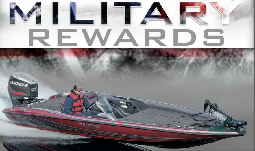 Military Rewards Stratos Boats